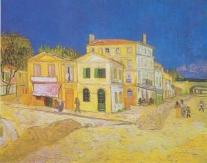 Vincent Van Gogh, La casa gialla, Museo Van Gogh Amsterdam