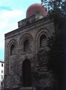 Chiesa Normanna di San Cataldo a Palermo, riadattamento di una moschea