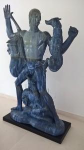 Museo della Ceramica di Faenza, Atteone (1939-1940 ca.) di A. Biancini