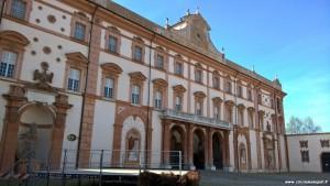 Sassuolo, Palazzo Ducale, facciata d'ingresso