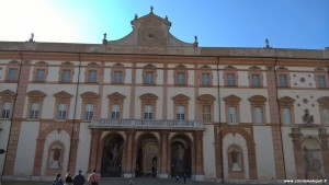 Sassuolo, Palazzo Ducale, ingresso
