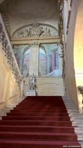 Sassuolo, Palazzo Ducale, Scalone d'Onore