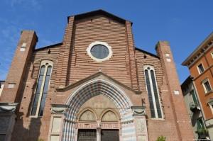 Verona, Basilica di Sant'Anastasia