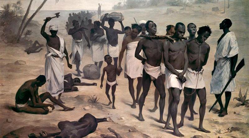 Risultati immagini per schiavismo arabi