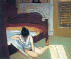 Summer Interior, Edward Hopper