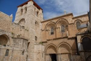 Gerusalemme, Basilica del Santo Sepolcro