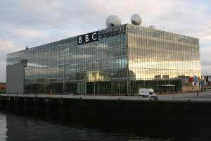 BBC, sede scozzese
