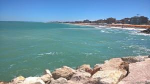 Fano, litorale