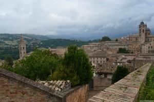 Urbino, panoramica