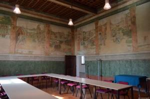 Bentivoglio, Castello, Sala del Pane