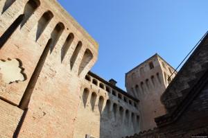 Il Castello di Vignola, scorcio panoramico