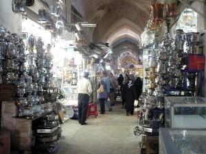 Isfahan, Gran Bazar