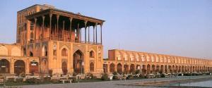Isfahan, Palazzo Reale Ali Qapu