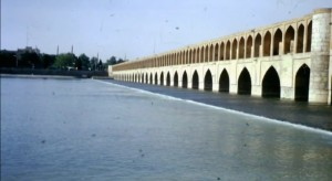 Isfahan, Ponte dei trentatré archi
