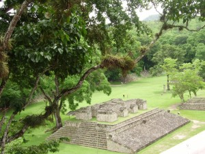 Sito Maya di Copan, Honduras