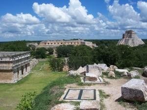 Sito Maya di Uxmal, Messico