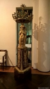 Villa Magnani, arredo interno