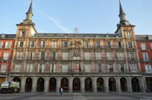 Plaza Mayor, Real Casa de la Panaderia