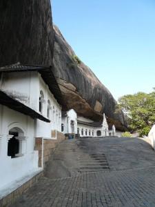 Sri Lanka, Tempio d'oro di Dambulla