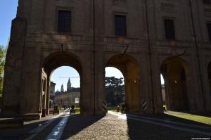 Parma, ala del Palazzo della Pilotta