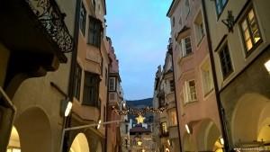 Bressanone, addobbi natalizi
