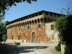 Villa medicea di Careggi, una delle più antiche ville dei Medici, ora Patrimonio Umanità Unesco