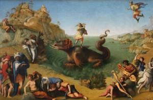 Orlando Furioso, temi mitologici