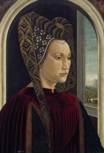 Clarice Orsini, moglie di Lorenzo il Magnifico