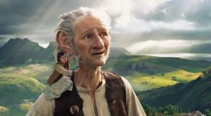 Il GGG Il Grande Gigante Gentile, film di Spielberg