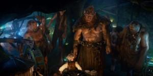 Il GGG - scena del film
