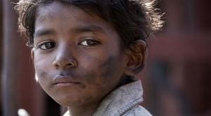 Lion, Sunny Pawar nel ruolo di Saroo bambino