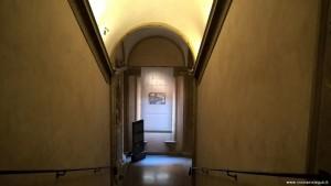 Bologna, ingresso Museo di Palazzo Poggi