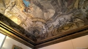Bologna, Palazzo Pepoli Campogrande, Sala di Alessandro
