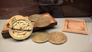 Bologna, Specola, astrolabio