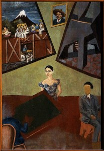 La Adelita, Pancho Villa e Frida, Frida Kahlo
