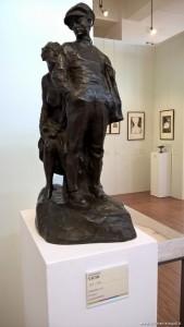 MAGI '900, Mostra Omaggio alla femminilità nella Belle Epoque, scultura di Ferdinando Vichi