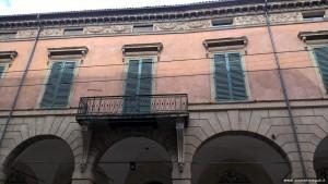 Bologna, Palazzo Sanguinetti già Aldini, sede del Museo Internazionale della Musica