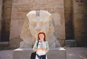 Egitto, Luxor, ingresso sito archeologico