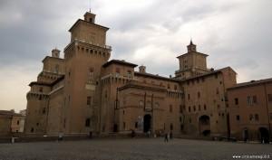 Ferrara, il Castello Estense