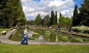 Parco Giardino Sigurtà, giardini acquatici