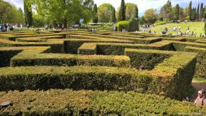 Parco Giardino Sigurtà, il Labirinto