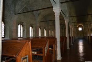 Cesena, Biblioteca Malatestiana, Biblioteca Antica