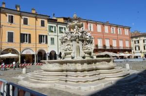Cesena, Fontana Masini in Piazza del Popolo