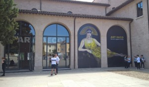Musei San Domenico Forlì, mostra Art Déco