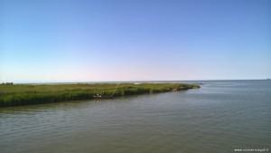 Parco del Delta del Po, punta estrema ramo principale