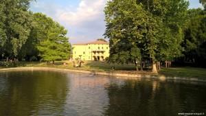 San Marino di Bentivoglio, Villa Smeraldi ed il suo Parco