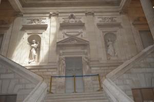 Bordeaux, Grand Theatre, scalinata interna