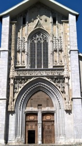 Chambery, Cattedrale