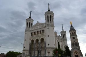 Lione, Basilica Notre-Dame de Fourviere