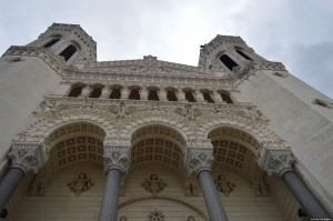 Lione, Basilica Notre Dame de Fourviere